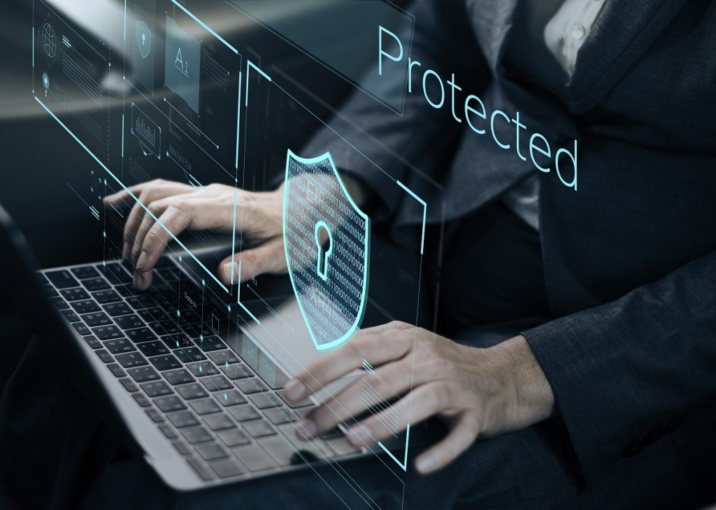 Internet protection concept