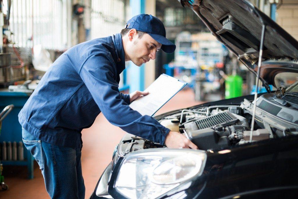 Car Repair Shops