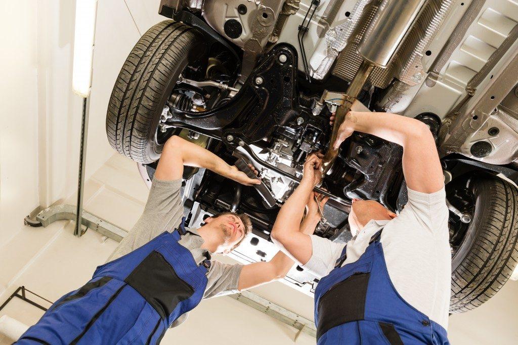 Car Repair Shop Essentials