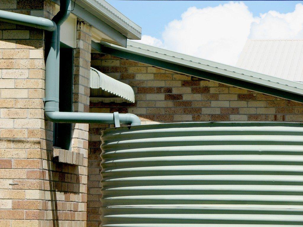Urban Rain Water Tank