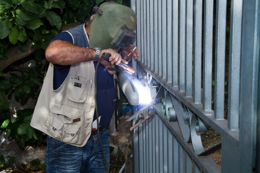 welding construction