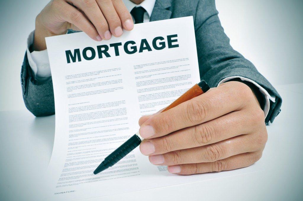 Mortgage document