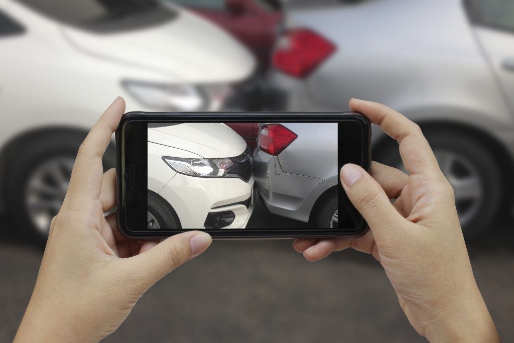 photo of accident